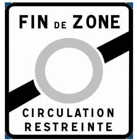 ZRC fin zone