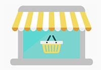 Icone d'une boutique