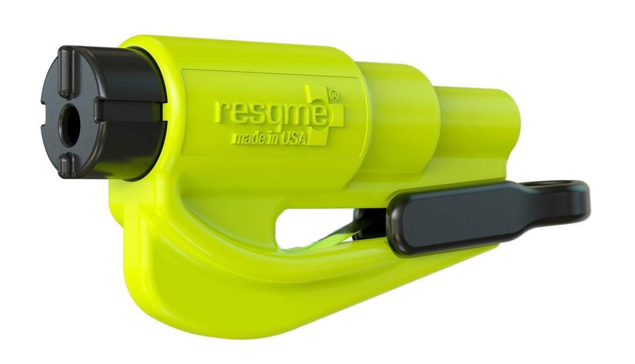 ResqMe : porte-clés coupe-ceinture et brise vitre - Automobile Club  Association