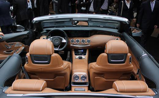 MERCEDES S CABRIOLET 3 WEB