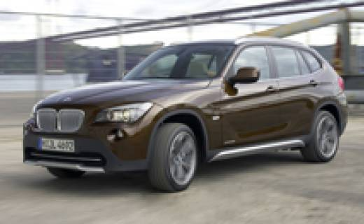 BMW X1 xDrive 20d Luxe
