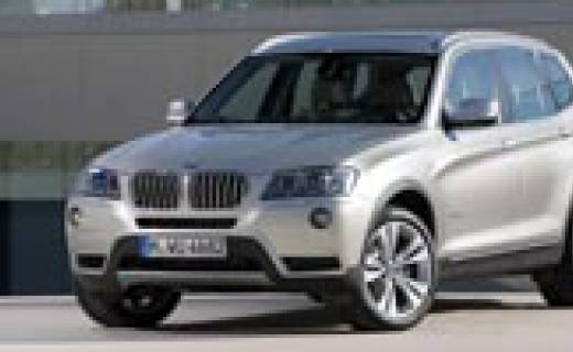 BMW X3 xDrive20d Luxe