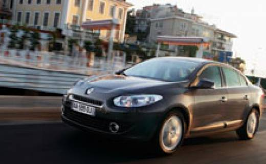 Renault Fluence 1,5 dCi 105 ch