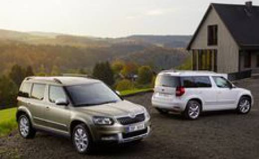Skoda Yeti 2,0 TDi 170 Outdoor