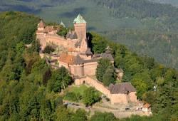 Château du Haut-Koenigsbourg Adulte (Sélestat)
