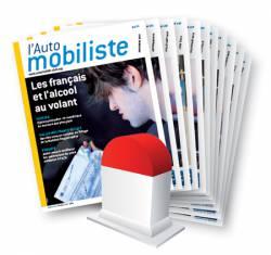 Abonnement à la revue L'Automobiliste - 11 numéros
