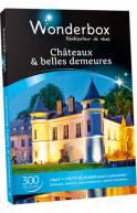 Coffret cadeau - Wonderbox - Châteaux & Belles demeures