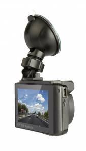 Caméra embarquée HD + fonctions sécurité