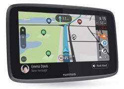 GPS TomTom GO Camper - Monde - Port inclus