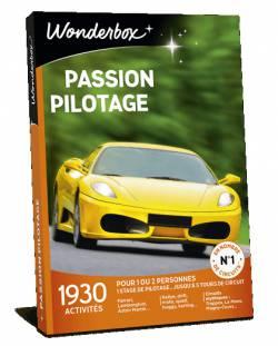 Coffret Passion Pilotage