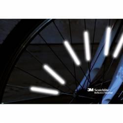 Réflecteurs de rayon (2 lots de 12)