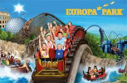 Europa Park 2 jours saison 2019 (Rust - Allemagne)