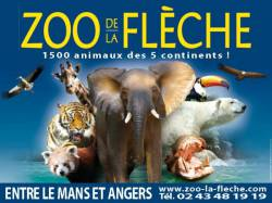 Zoo La Flèche Adulte (La Flèche)