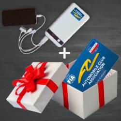 Offrir l'adhésion d'un an à La Carte Premium