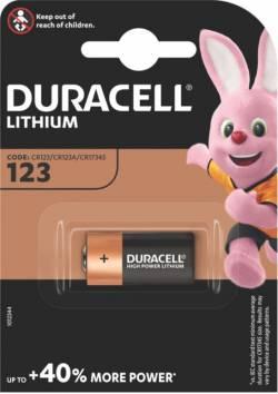 Pile Lithium 123 ENERGIZER 3V