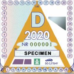 Vignette Rép. Tchèque 10 jours 2020