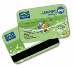 Carte Camping CKE