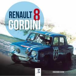 Livre RENAULT 8 GORDINI