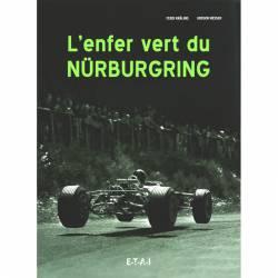 Livre L'ENFER VERT DU NÜRBURGRING