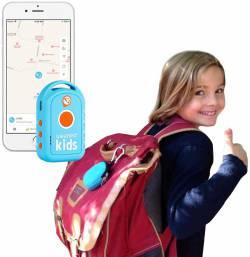 Weenect Kids - Traceur GPS pour enfant + téléphone d'urgence