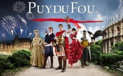 Puy du fou Enfant 2 Jours (Vendée)