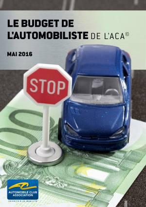 Budget de lAutomobiliste 2016
