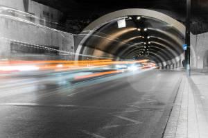 Entrée de tunnel