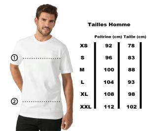 Size chart AC