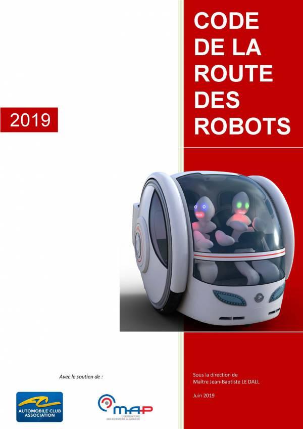 Code de la route des robots
