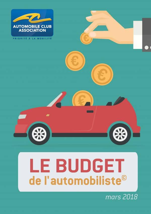 Couverture Budget 2018