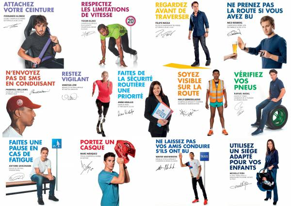 Affiches 3500 LIVES
